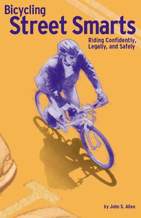 Bicycling Street Smarts cover